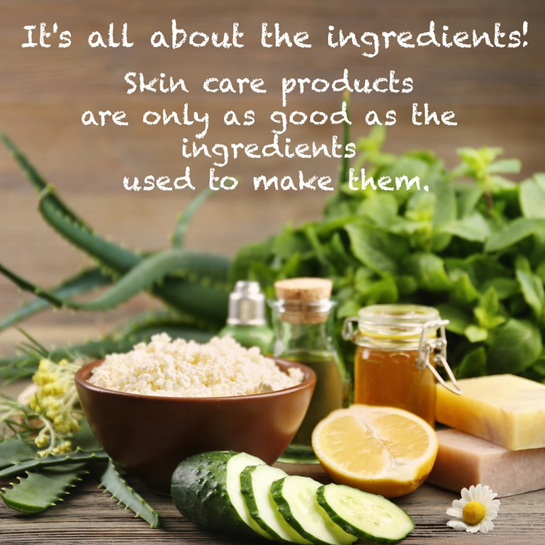 Why We Believe In Natural, Organic Skin Care