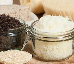Natural Organic Sugar Scrubs