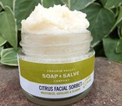 Organic Natural Facial Sugar Scrub