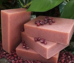 Natural Organic Adzuki Bean Soap