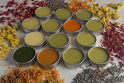 Organic Healing Herbal Salves
