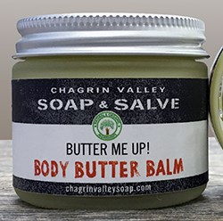 Natural Skin Care Body Cream