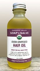 Organic Hair Conditioning Oil