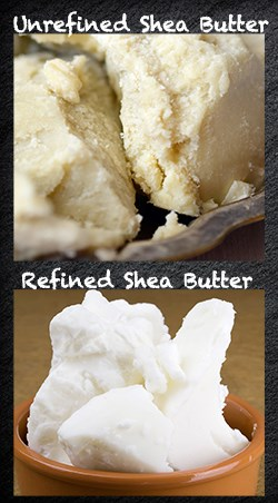 Natural Organic Shea Butter Skin Care