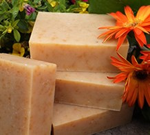 Natural Organic Chamomile Soap