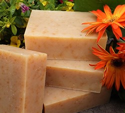 Natural Chamomile Soap