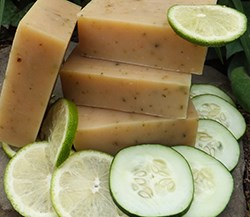 Natural Organic Yogurt Soap