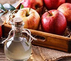Organic Apple Cider Vinegar Rinses