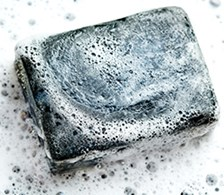 Natural Organic Charcoal Acne Soap