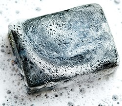 Natural Bamboo Charcoal Acne Soap