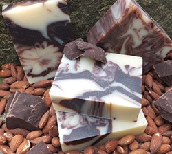 Natural Chocolate Soap