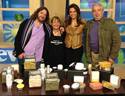 Chagrin Valley Soap on New Day Cleveland