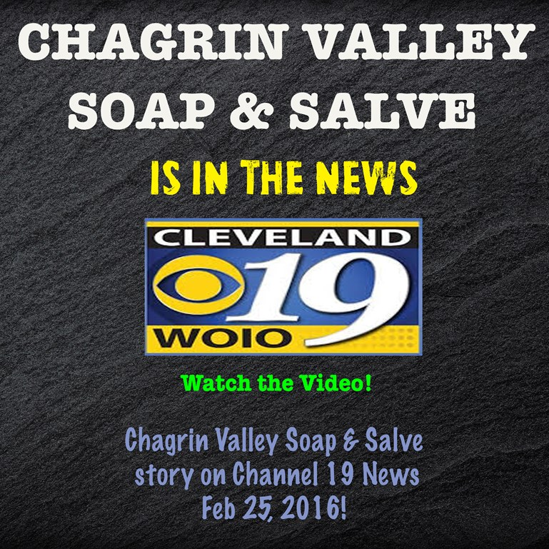 Chagrin Valley Soap on Cleveland Channel 19 News