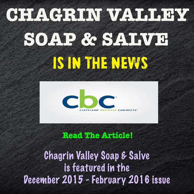 Chagrin Valley Soap In Cleveland Business Connects