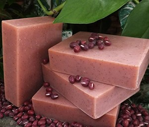 Natural Adzuki Complexion Soap
