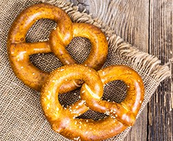 Lye in Pretzels
