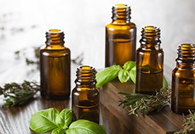 Organic Essential Oil Skin Care