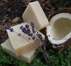 Natural Organic Coconut Soap