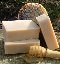 Natural Cocoa Butter Soap