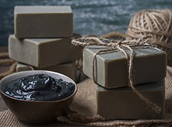 Natural Organic Dead Sea Mud Soap