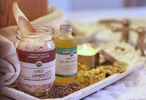 Natural Organic Bath and Body  Care
