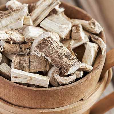 Organic Marsh Mallow Root