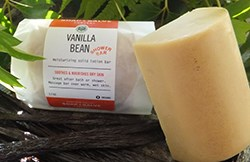 Natural Organic Vanilla Bean Skin Care