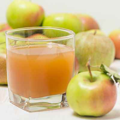 Organic Raw Apple Juice