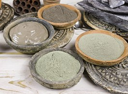 Mineral Clay Natural Skin Care