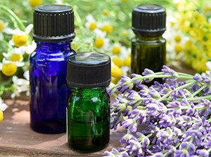 Natural Organic Essential Oil Skin Care