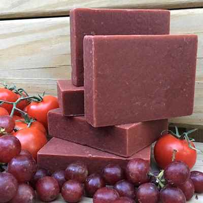 Soap: Grapeseed Tomato Complexion