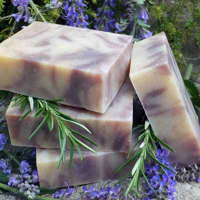 Soap: Lavender Rosemary