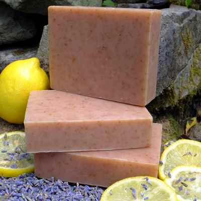 Soap: Lemon Lavender