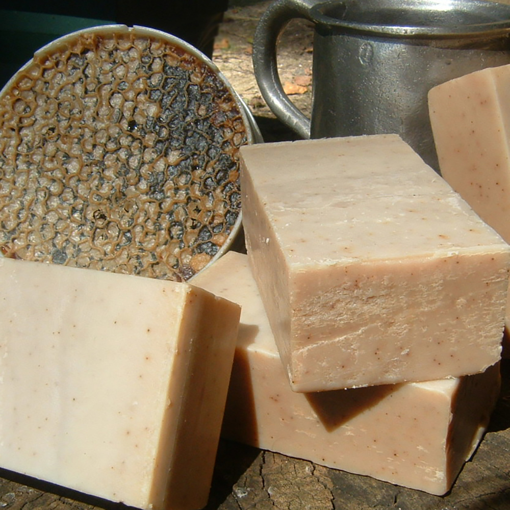 Natural Soap: Honey Beer | Chagrin Valley Soap