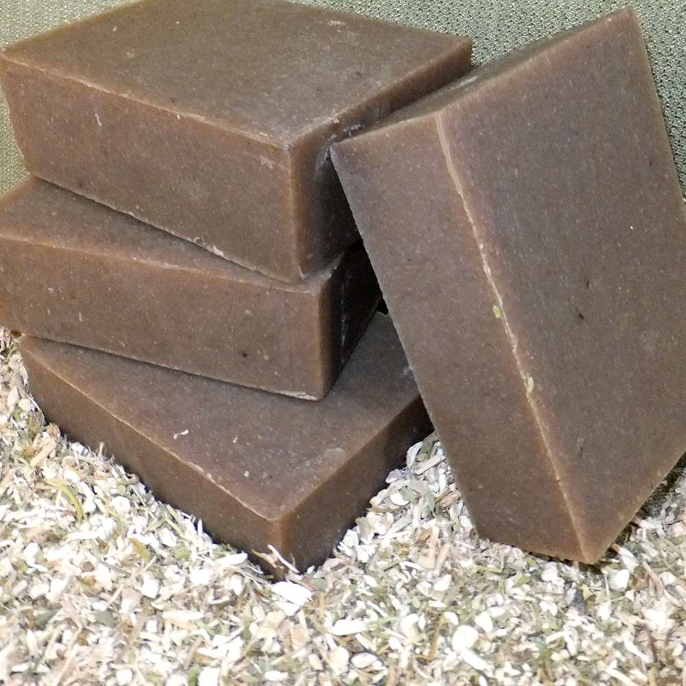 Natural Organic Marsh Mallow Chickweed Soap