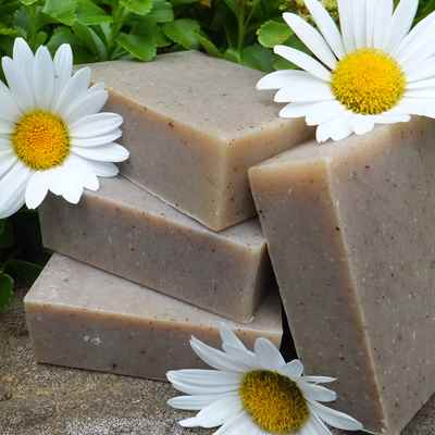Soap: Patchouli Hemp