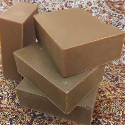 Soap: Rhassoul Yogurt Complexion
