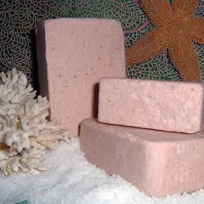 Soap: Sea Salt & Seaweed Spa