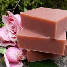 Organic Shea Butter Natural Soap