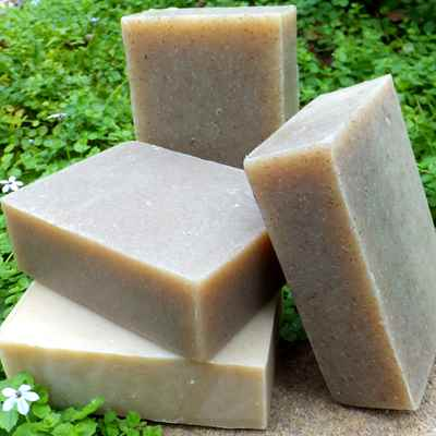 Shampoo Bar: Babassu Marsh Mallow