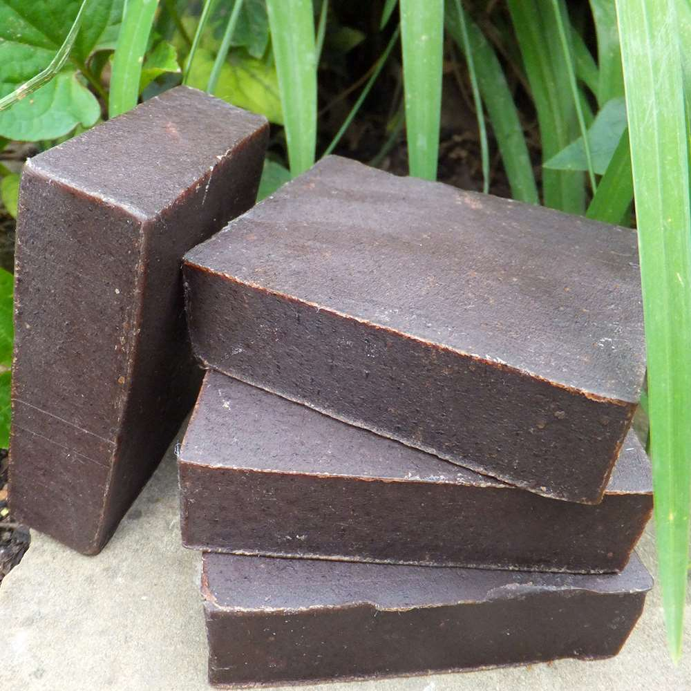 Natural Chestnut Henna Shampoo Bar