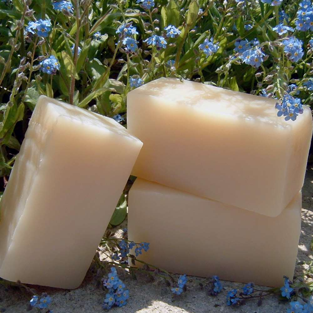 Olive Oil and Babassu Oil Natural Shampoo Bar
