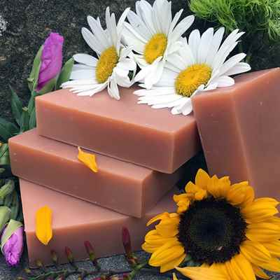 Shampoo Bar: Summer Sunshine