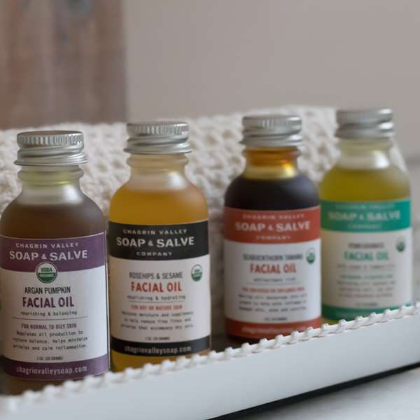Natural Face Oils