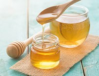 Natural Organic Honey Skin care