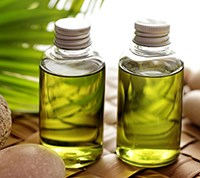 Natural Organic Bath and Body Oils