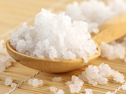 Natural Dead Sea Salt Skin Care