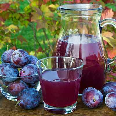 Organic Prune (Plum) Juice