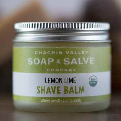 After Shave Balm: Lemon Lime