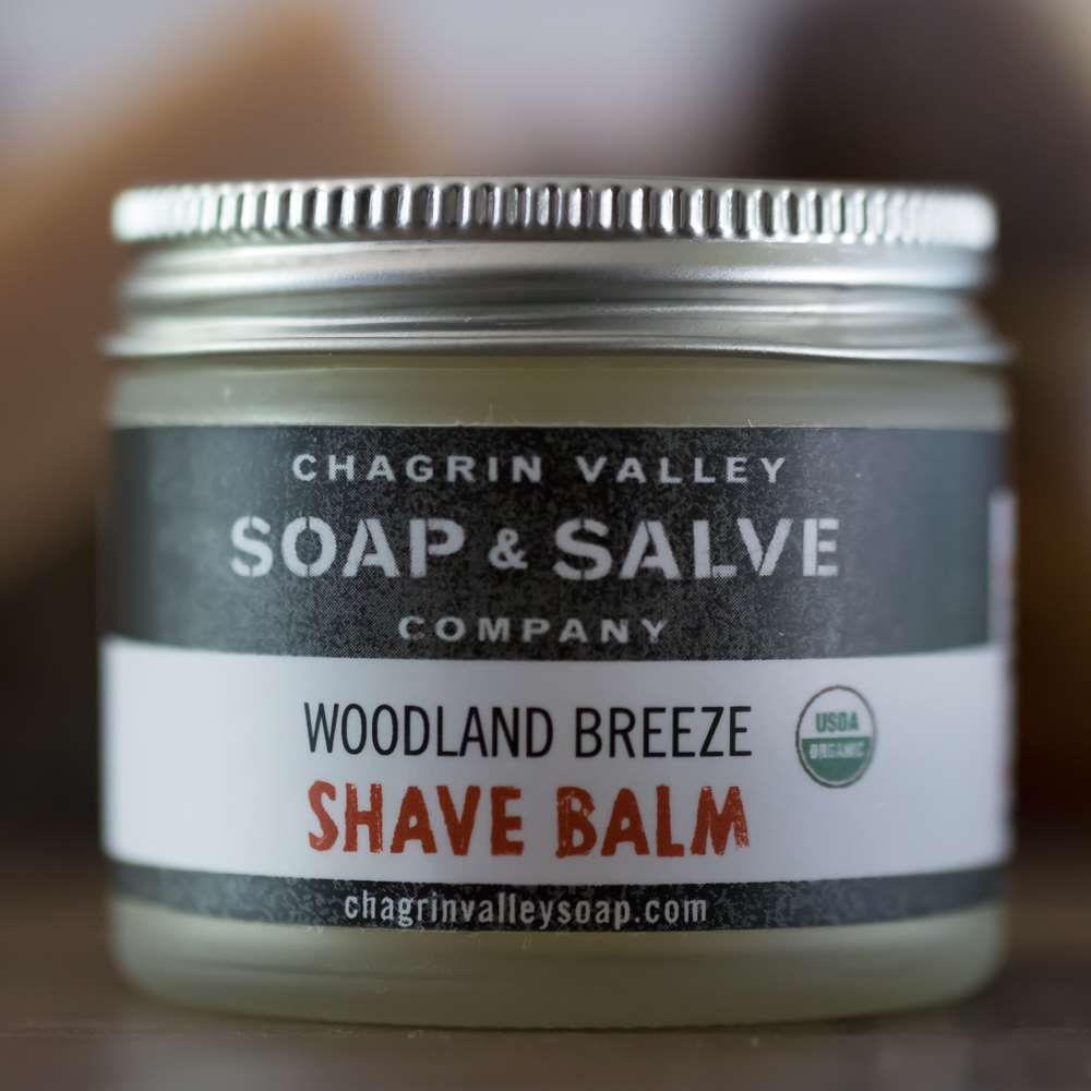 Natural Organic After Shave Balm